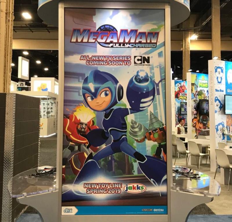 Megaman - Produits dérivés