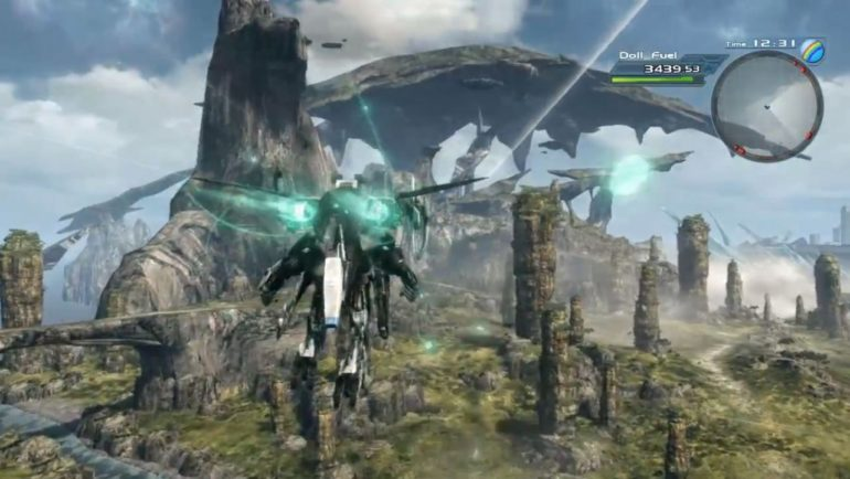 Monolith Software - Xenoblade Chronicles X