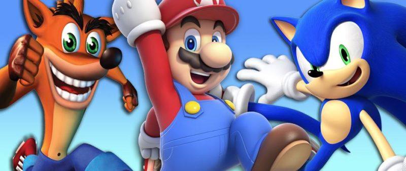 Nintendo Direct - Guerre des mascottes