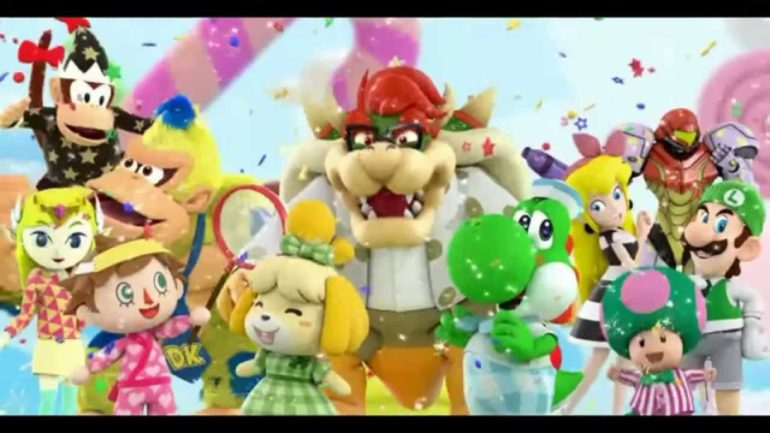 Nintendo Direct Bowser Luigi Yoshi