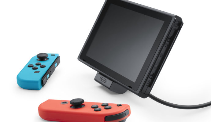 Nintendo Switch Kit Recharge