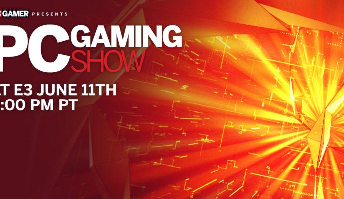 PC Gaming Show E3 2018