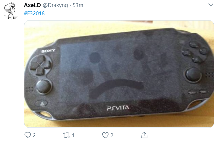 PlayStation Vita - témoignage de fan
