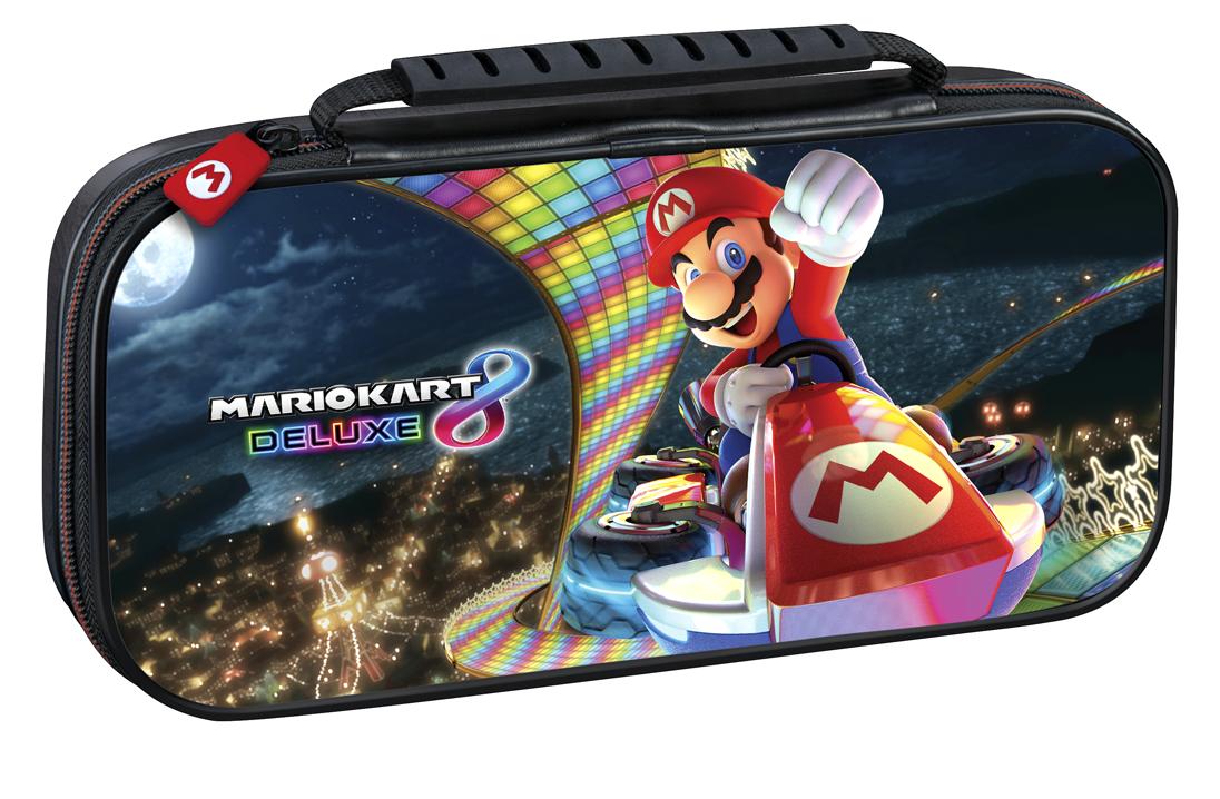 Pochette Mario Kart 8 Deluxe Bigben