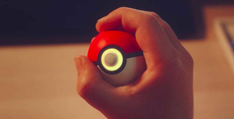 Pokémon: Let's Go! - Pokéball Plus