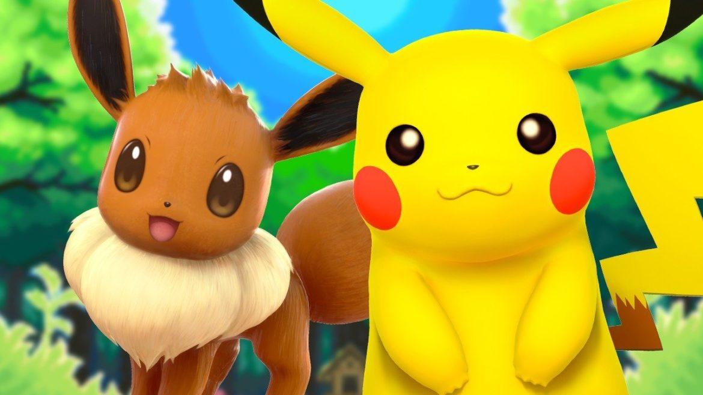 Pokémon: Let's Go! - les héros cette fois-ci