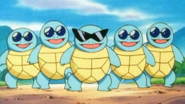 Pokémon Switch - le plein d'écume