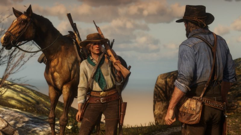 Red Dead Redemption II discussion