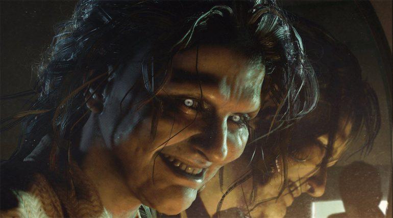 Resident Evil 7 Cloud - Zombie