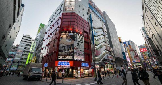 SEGA Sammy - Sega Building