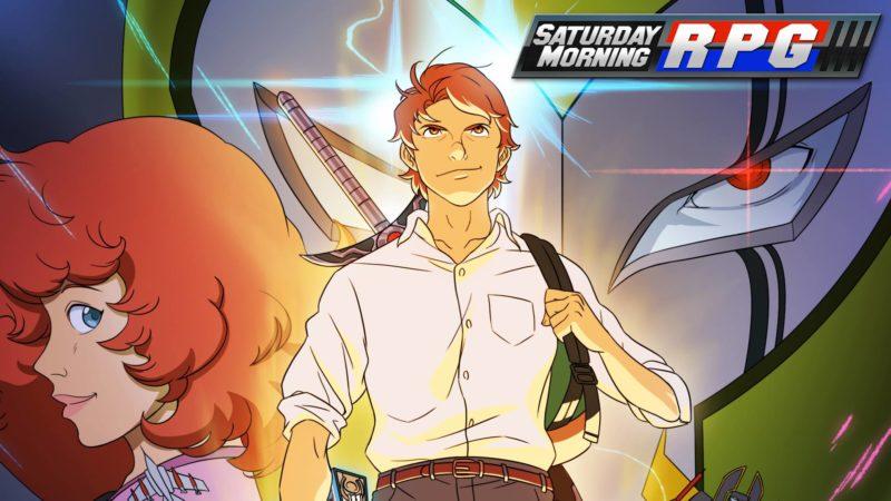 Saturday Morning RPG - artwork principal
