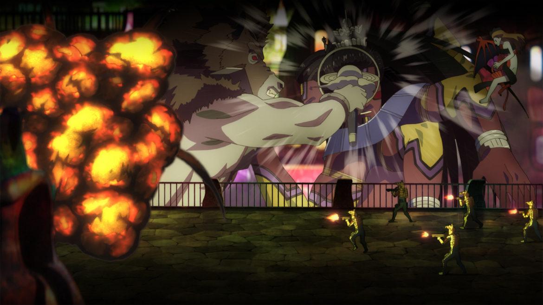 Shin Megami Tensei: Strange Journey Redux - Baston Anime