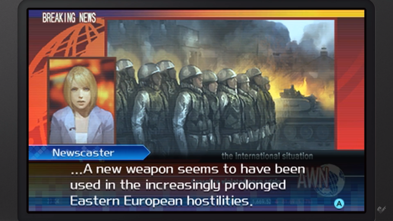 Shin Megami Tensei: Strange Journey Redux - De l'histoire sale