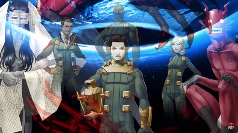 Shin Megami Tensei: Strange Journey Redux - Personnage