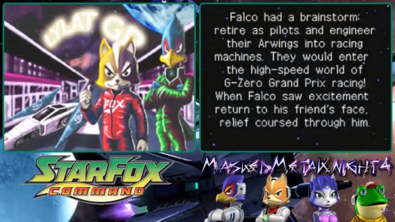 Star Fox: Grand Prix - G-Zero Grand Prix