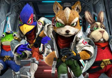 Star Fox: Grand Prix - Running into action