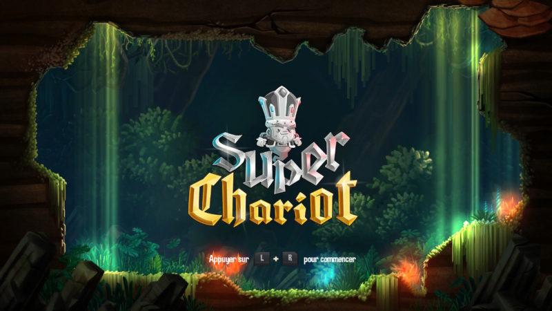 Super Chariot - Titre