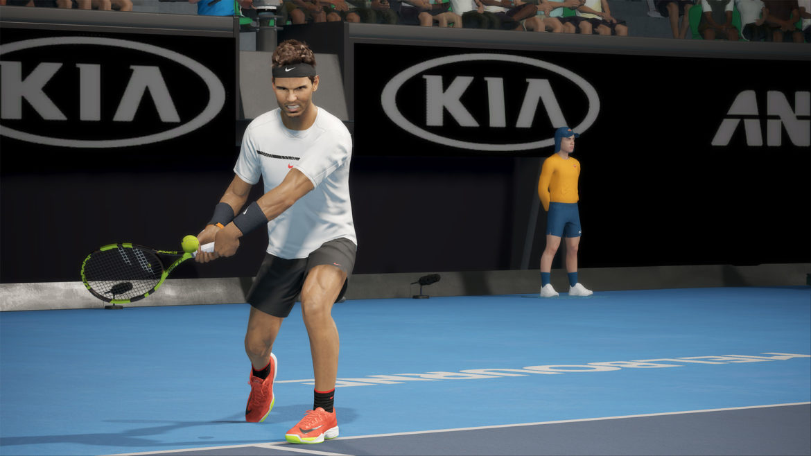 Test AO International Tennis - Nadal
