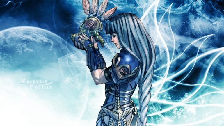 Valkyrie Profile: Lenneth héroïne
