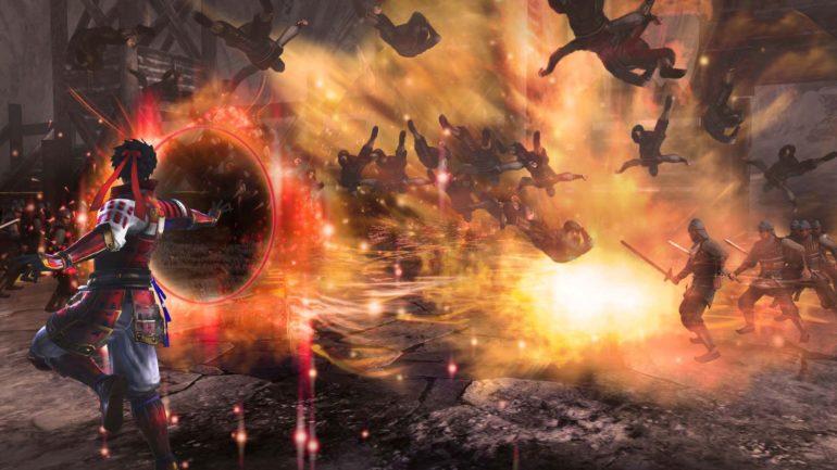 Warriors Orochi 4 - Magiiiiie