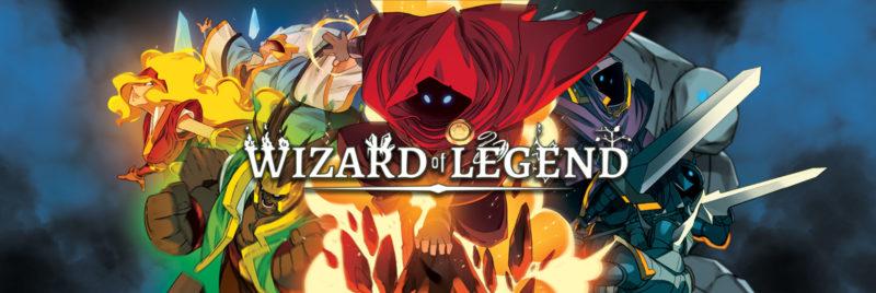 Wizard of Legend - artwork principal