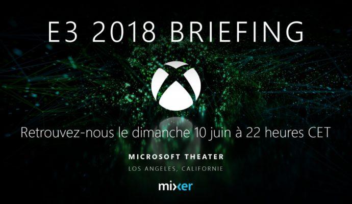 E3 2018 Briefing Microsoft