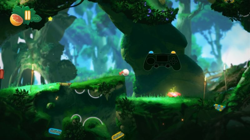 Yoku's Island Express gameplay