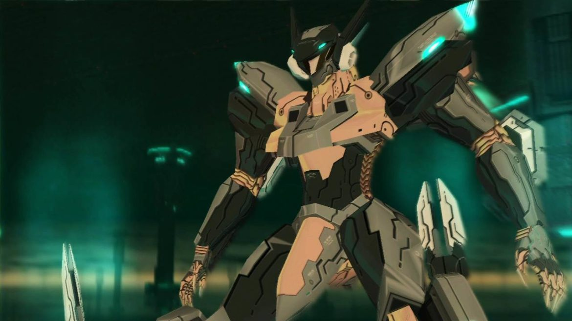 Zone of the Enders: The 2nd Runner - MARS - Anubis