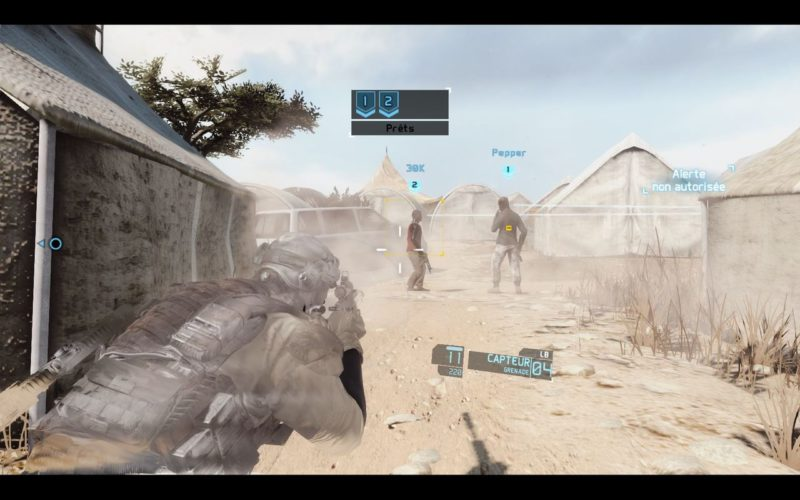 PlayStation Plus Ghost recon future soldier