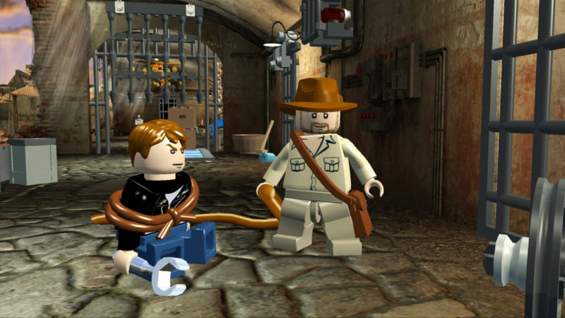Games with Gold LEGO indiana jones 2