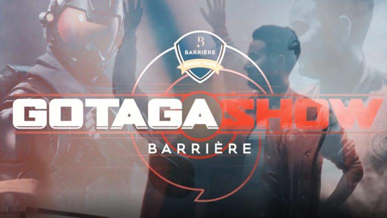 Gotaga Show Barriuère sur Fortnite