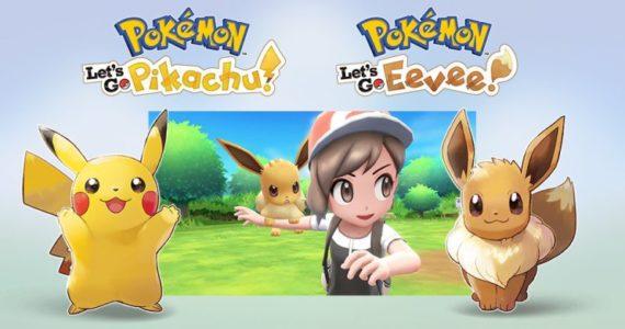 Pokémon Let's Go! sur Nintendo Switch