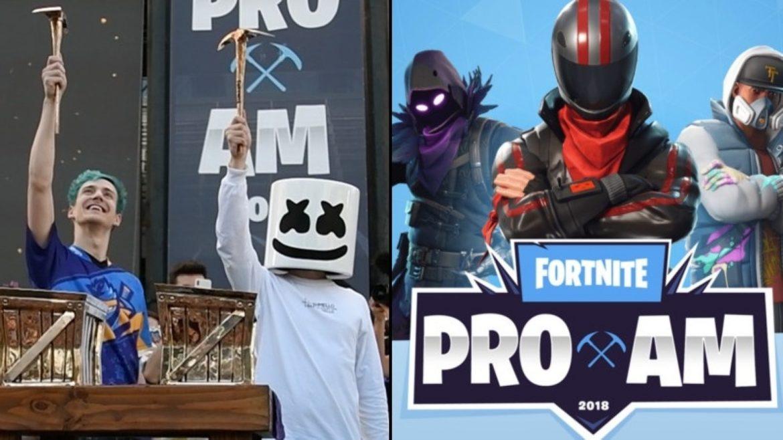 Les gagnants du Tournoi Fortnite de l'E3 2018