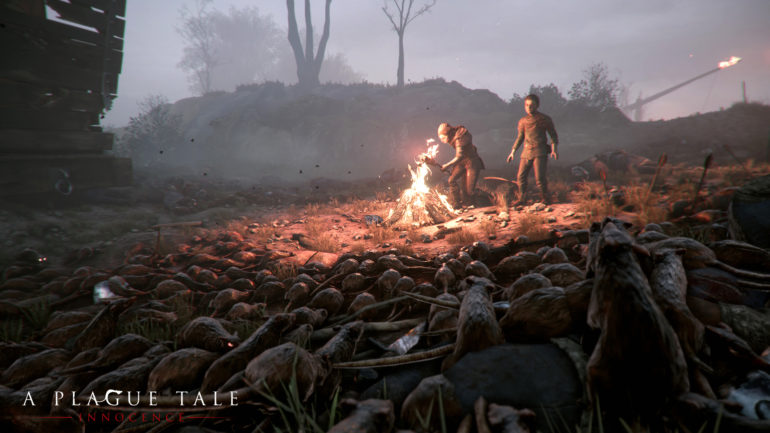 A Plague Tale : Innocence Trailer Rat