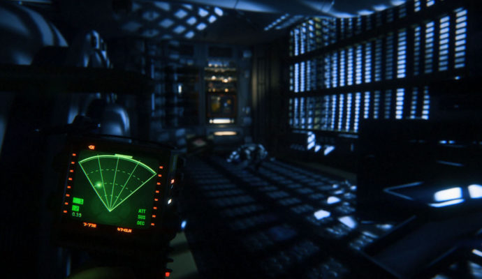 Alien Isolation Creative Assembly