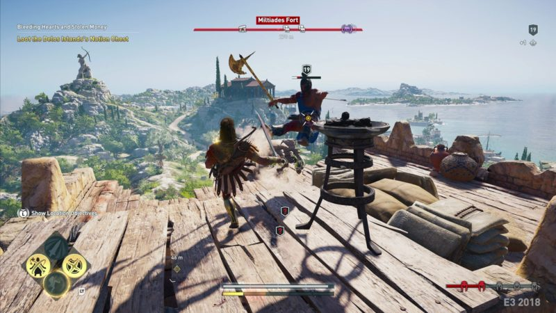 Assassins Creed Odyssey this is sparta