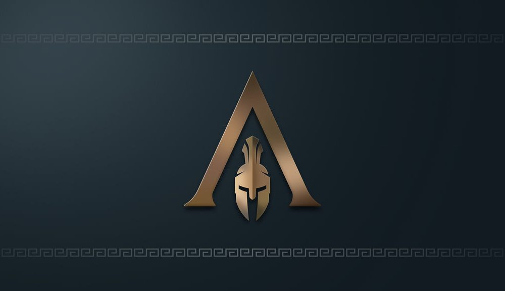 Assassin's Creed Odyssey logo simple