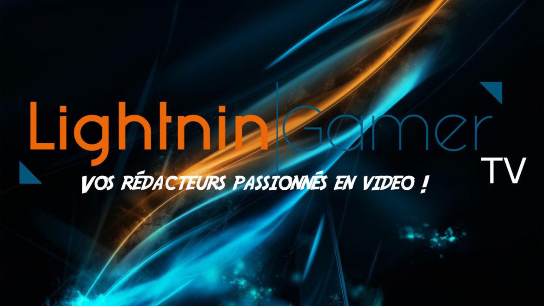 LightninGamer TV logo juin 2018 (retransmission E3)