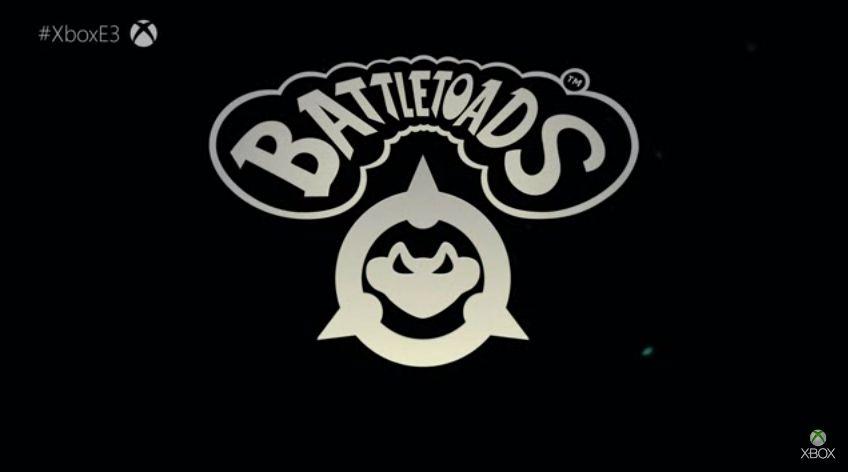 Battletoads logo