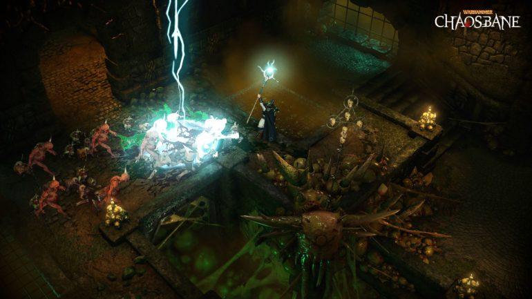 Warhammer: Chaosbane - un hack'n slash dans le vieux monde
