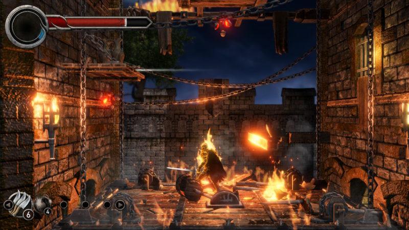 Castle of Hearts - Hellfire