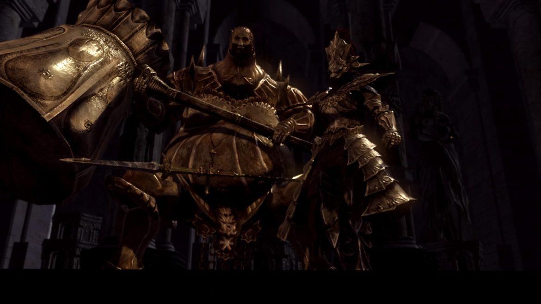 Dark Souls Remastered Ornstein et Smough