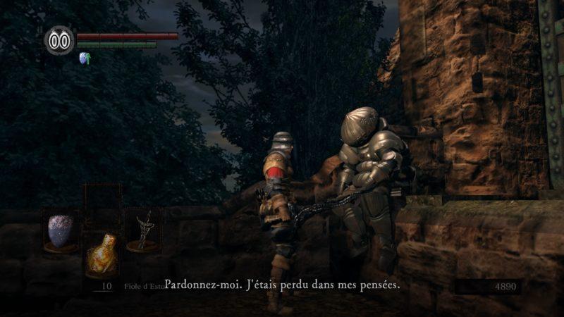 Dark Souls Remastered Siegmeier de Catarina