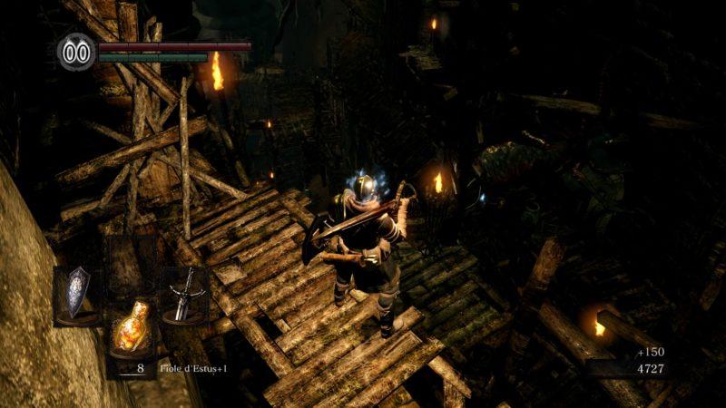 Dark Souls Remastered hameau du crépuscule