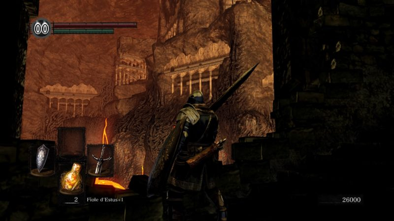 Dark Souls Remastered ruines démoniaques