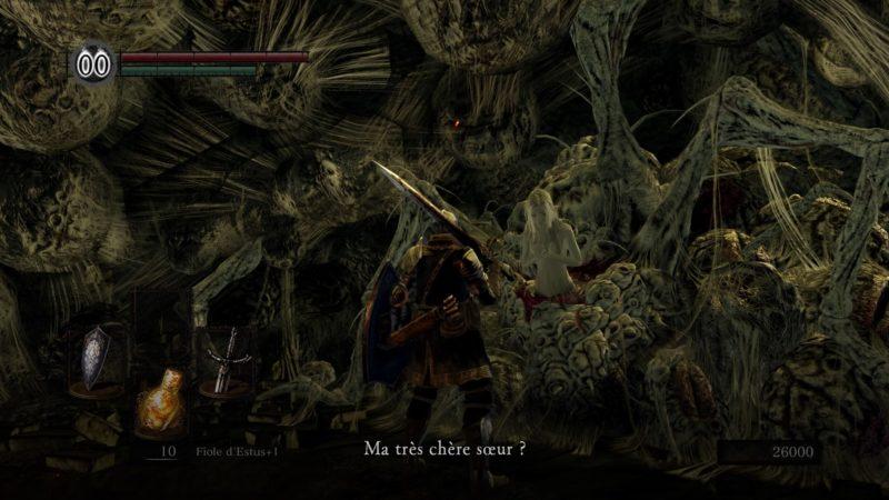 Dark Souls Remastered le Gente dame