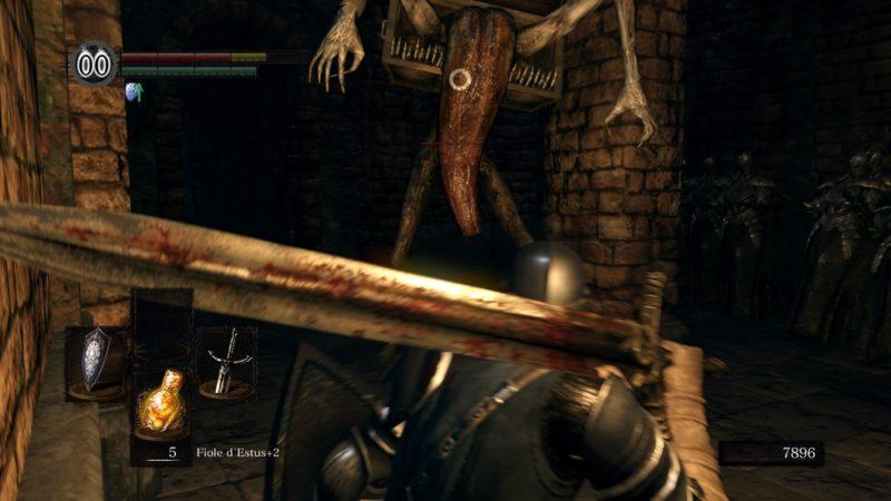 Dark Souls Remastered Mimic