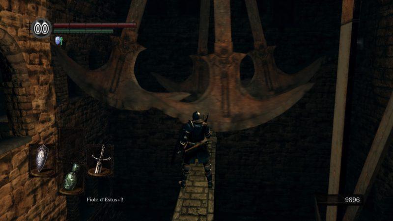 Dark Souls Remastered La forteresse de Sen