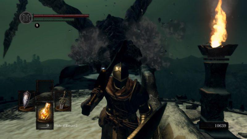 Dark Souls Remastered Dragon