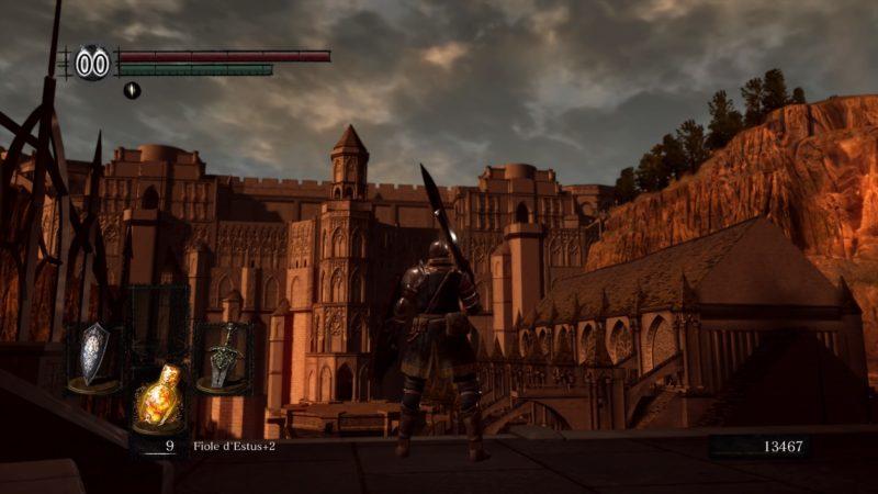 Dark Souls Remastered Anor Londo